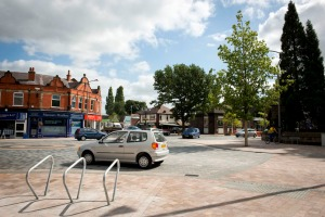 The character of the place  is improved, it is a safer place and local businesses have been regenerated